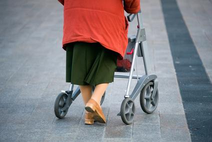 Senioren, was sich im Alter ändert