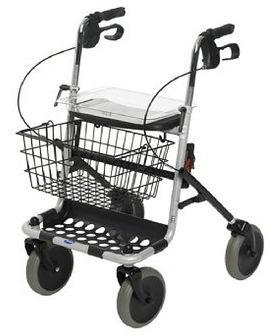 Rollator als moderne Mobilitätshilfe